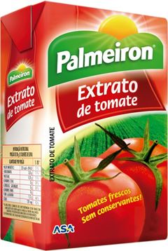 EXTRATO DE TOMATE TETRA PAK 12 x 1,1kg