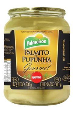 PALMITO DE PUPUNHA - GOURMET 15X300g