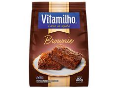 MISTURA PARA BOLO BROWNIE 12x400g