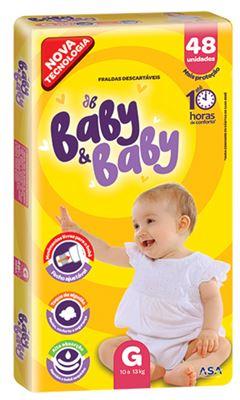 FRALDAS BABY & BABY MEGA
